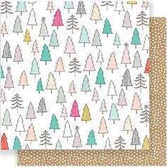 Cardstock 122662: American Crafts Snow And Cocoa Double-Sided Cardstock 12 X12 -Joy -> BUY IT NOW ONLY: $32.57 on eBay!