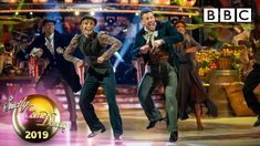 Chris and Karen Foxtrot to Consider Yourself - Week 11 Musicals Chris Ramsey, Bbc Strictly Come Dancing, It Takes Two, Professional Dancers, Children In Need, Dance Videos, Musicals, Singer, Concert