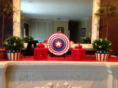 4th. of July Mantle