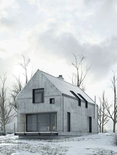 handcraftedinvirginia... nordic design The work of firm Rzemioslo Architektoniczne: