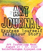 All the 2010 art journaling posts in one spot! Lots of great info and techniques from Julie Fei-Fan Balzer!