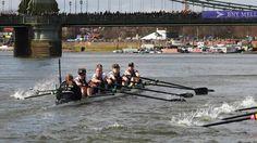 NOS: Joanneke Jansen wint presigieuze boat race