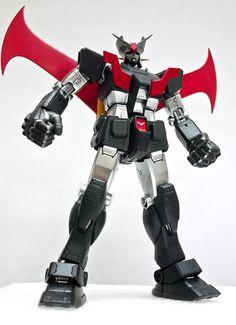 GUNDAM GUY: Mazinger Z x Gundam- Custom Build