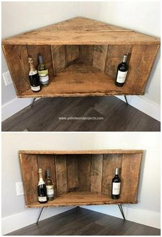 Use Pallet Wood Projects to Create Unique Home Decor Items Diy Pallet Furniture, Diy Pallet Projects, Wood Projects, Pallet Ideas, Project Projects, Wood Furniture, Outdoor Furniture, Recycled Pallets, Wooden Pallets
