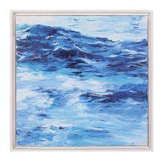 """Rough Seas"" by John Bucklin"