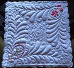 Kelly Cline....Vintage quilting