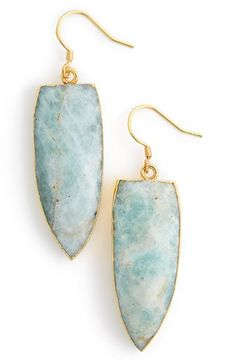Panacea Arrowhead Drop Earrings available at #Nordstrom