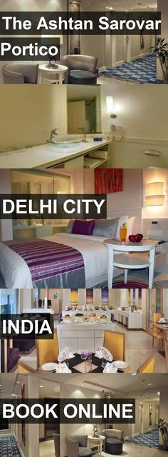 Hotel The Ashtan Sarovar Portico in Delhi City, India. For more information, photos, reviews and best prices please follow the link. #India #DelhiCity #travel #vacation #hotel