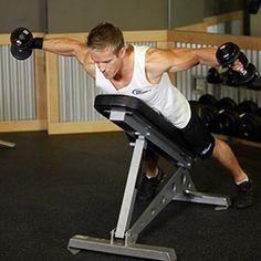 Critical Shoulders, 8 Shoulder Blasting Exercises