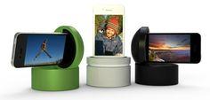 New iPhone Platform 'Galileo' To Change The Way You Shoot Video #kickstarter #gadget #iphone