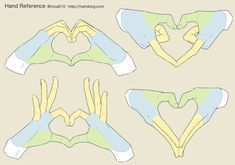 Sculpture heart hand reference, head leaning on hand referenc. Hand Drawing Reference, Drawing Reference Poses, Anime Hand, Drawing Sketches, Art Drawings, Drawing Tips, Main Manga, Drawing Expressions, Poses References
