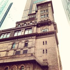 #NYC #Gotham #CarnegieHall