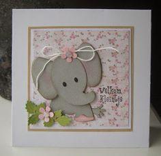 Boukjes Blog!: Nog meer babykaartjes