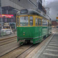 Nice old tram  . . . . . . . #europe #instahelsinki #helsinki #travel #traveler #traveling #travelgram #finnishboy #landscape #landscape_lovers #finnish #travelphotography #instatravel #instapic #instagramers #visithelsinki #f4f #inst_view #nature #tram #follow #followme #hsl #jätkäsaari #love #bunkkeri #instarunners #trailrunning #gym #fitness