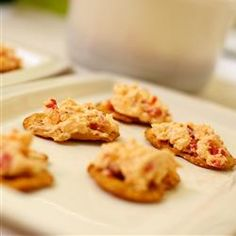 """Creamy Pimento Cheese 