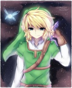 Have a Link ~ by Midna01 on deviantART