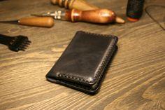 Pocket slim wallet leather business card holder leather minimalist pocket slim wallet leather business card holder leather minimalist wallet credit card case slim wallet mens a pinterest slim wallet colourmoves
