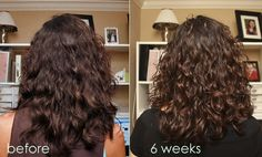 Quit using shampoo - cold turkey. Evidently sulfates are a big no-no for curly girls.