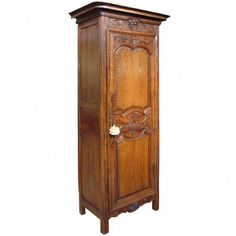c14c737491bf9 View this item and discover similar wardrobes and armoires for sale at -  This charming antique French bonnetiere was originally used to store  bonnets.