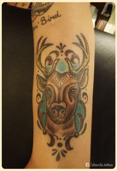 #Tattoo done by Diego Patorniti / #Tatuaje realizado por Diego Patorniti @ ABORDO Tattoo Studio (Buenos Aires, Argentina).