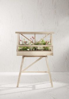 Greenhouse by Atelier 2+ for Design House Stockholm. Very mini.