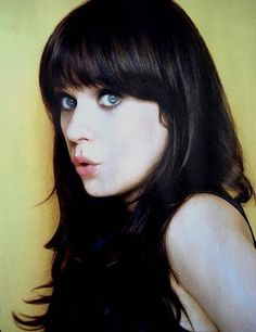 Image discovered by Jesse. Find images and videos about blue eyes and zooey deschanel on We Heart It - the app to get lost in what you love. Jessica Lowndes, Jessica Biel, Jessica Day, Zooey Deschanel, Lauren Ambrose, Elizabeth Moss, Amanda Righetti, Julie Benz, Olivia Wilde
