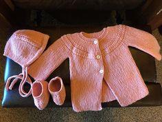 Ravelry: Zoopified's 29 / Princess Charlotte Baby Jacket