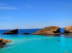 Blue Lagoon, Comino, Maltese Islands