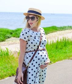 Maternity Style - Love this one! Summer Maternity Fashion, Maternity Wear, Maternity Style, Pregnancy Fashion, Modern Maternity Clothes, Pregnancy Looks, Fit Pregnancy, Pregnancy Wardrobe, Bump Style
