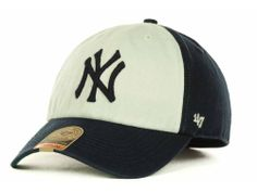 New York Yankees  47 MLB Hall Of Famer  47 FRANCHISE Cap 46d1caab4de2