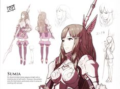 The Bit Beacon: Fire Emblem: Awakening Hi-Res Artbook Scan Gallery