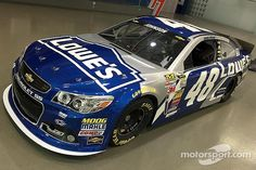 Jimmie Johnson's 2015 scheme takes the #48 back | News ...
