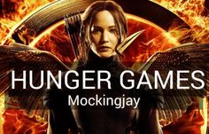 A quiz about the movie mockingjay in the Hunger games serie