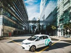 Lyft's autonomous electric vehicles will run on 100% renewable energy