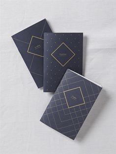 petits carnets réalisés par La Petite Papeterie Française