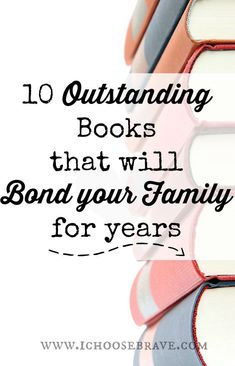 Shared stories create memories and bond families. Time spent reading together is time well spent. Here are 10 fabulous read alouds to get you started!