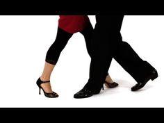 How to Do the Rock Step aka La Cadencia | Argentine Tango - YouTube