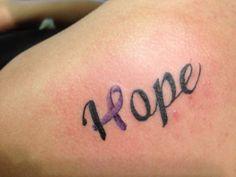 Epilepsy awareness tattoo  I want.