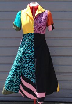 Items similar to The 1952 Sally Housewife Dress, Womens on Etsy Sally Halloween Costume, Halloween Fashion, Halloween 2015, Halloween Crafts, Happy Halloween, Nightmare Before Christmas Costume, Disney Dapper Day, Vest And Bow Tie, Disney Bound Outfits