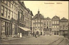 Veemarktstraat rond 1900