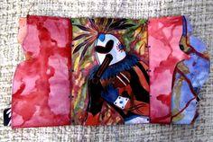 Handpainted Hopi Book - Kokopelli - Page 5