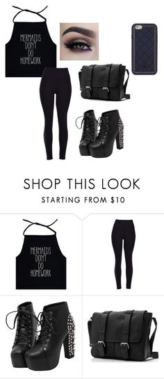 """""""Grunge in amazing"""" by kayley2103 ❤ liked on Polyvore featuring Tory Burch"""