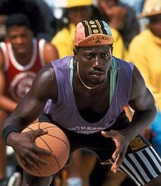 Wesley Snipes rocking the Colnago riding cap in White Men Can\'t Jump