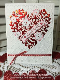 Renee's Rubber Stampin' Ramblings: OSAT February Blog Hop---- Love is in the Air!