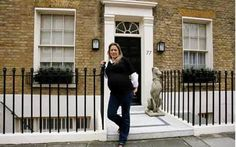 First impressions make or break a deal. Sarah Beeny offers Anna Tyzack 10 tips for adding instant impact to your home Garden Railings, Kerb Appeal, Gym Food, Food Hacks, Food Tips, Grand Designs, Small Spaces, Sweet Home, New Homes
