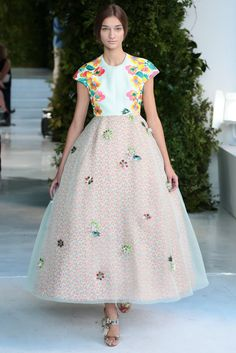 Delpozo RTW Spring 2014 - Slideshow - Runway, Fashion Week, Reviews and Slideshows - WWD.com