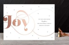 Sparkly Flourish by Carolyn MacLaren at minted.com