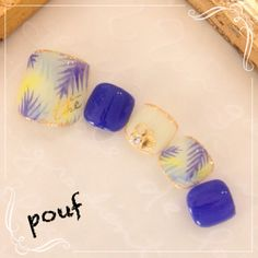 Cute Nail Art Ideas to Try - Nailschick Chic Nails, Stylish Nails, Cute Nail Art, 3d Nail Art, Self Nail, Uñas Fashion, Nail Candy, Feet Nails, Toe Nail Designs