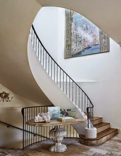 Foyers hallways stairs on pinterest foyers for Lulu designs interior design
