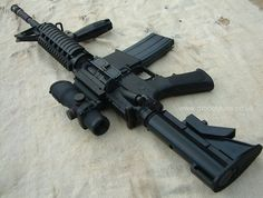 M4A1....Sweet and Simple